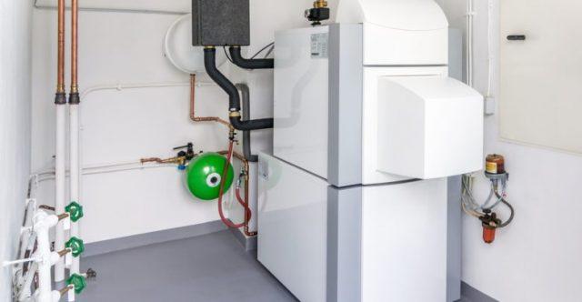 Quel est le prix d'une chaudière à condensation au sol?