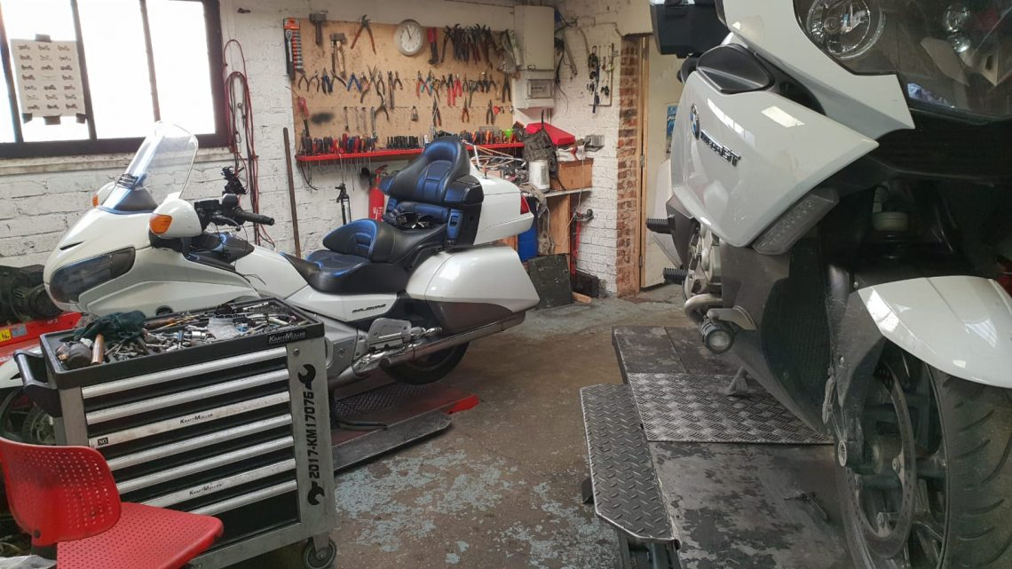 Réparation et maintenance de votre moto sur Paris