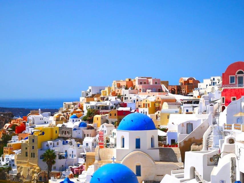 5 Raisons qui rendent l'île de Santorin inoubliable